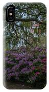 Spring In White Point Gardens IPhone Case