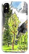 Spring In Yosemite IPhone Case