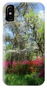 Spring Is All Over IPhone Case