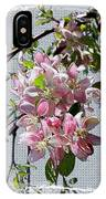 Spring Is Melting Away IPhone Case