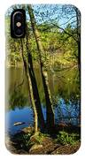 Spring It The Woods IPhone Case