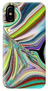 Spring Kaleidoscope IPhone Case