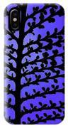 Spring Leaf Buds IPhone Case