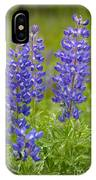Spring Lupine IPhone Case