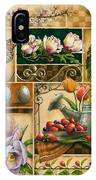 Spring Montage IPhone Case