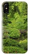 Spring Morning In The Garden IPhone Case