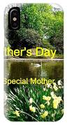 Spring Mother's Day Greeting IPhone Case