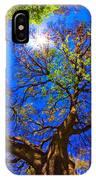 Spring Oak IPhone Case