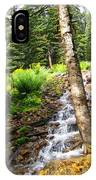 Spring Of Water IPhone Case