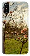 Spring Orchard In Williamsburg IPhone Case