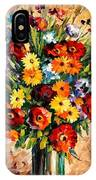Spring Passion IPhone Case