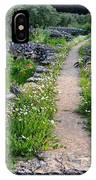 Spring Path/loving IPhone Case