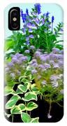 Spring Planter IPhone Case