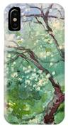 Spring Plum IPhone Case