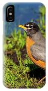 Spring Robin IPhone Case