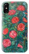 Spring Roses IPhone Case