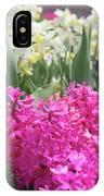 Spring Round Up IPhone Case