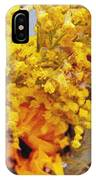 Spring Sky Bouquet IPhone Case