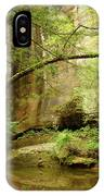 Spring Stream IPhone Case