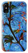 Spring Tree IPhone X Case