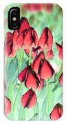 Spring Tulips - Photopower 3012 IPhone Case