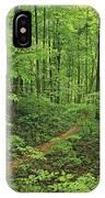 Spring Walk IPhone Case