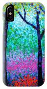 Spring Woodland IPhone Case