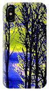 Spring Woodland  IPhone Case
