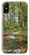 Spring Woods IPhone Case
