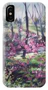 Spring's Passion 2 IPhone Case