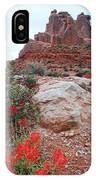 Springtime At Arches National Park IPhone Case