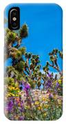 Springtime At The Canyon IPhone Case