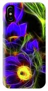 Springtime Fire IPhone Case
