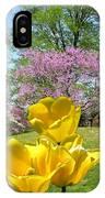 Springtime In Bridgeton Missouri IPhone Case