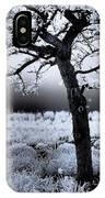 Springtime In Infrared IPhone Case