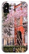Springtime In Lincoln Park IPhone Case
