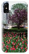 Springtime On Park Avenue IPhone Case