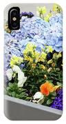 Springtime Planter IPhone Case