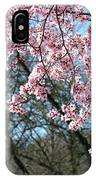 Springtime Seasonal Pink Blossom Flowers Baslee IPhone Case
