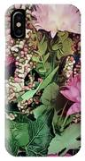 Springtime With Flowers IPhone Case