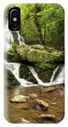 Spruce Flats Falls 2 B IPhone Case