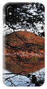 Squam Lake 1 IPhone Case