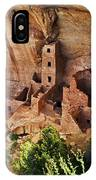 Square Tower Overlook - Alcove Dwellers IPhone Case