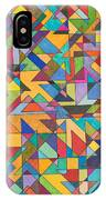 Squark And Lepton Fields IPhone Case