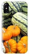 Squash Harvest IPhone Case