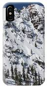 Squaw Valley Tram Hill  IPhone Case