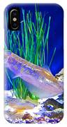 Squid In Monterey Aquarium-california IPhone Case