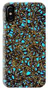 Squiggle 6 IPhone Case