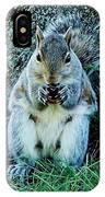 Squirrel Friend IPhone Case