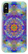Sri Yantra Light IPhone Case